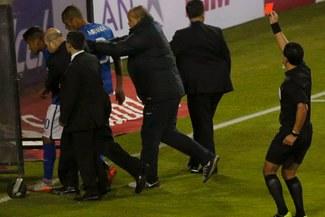 Neymar y la revelación de lo que pasó con el árbitro en el tunel ante Colombia [VIDEO]