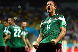 Javier Hernández se habría negado a jugar la Copa América según técnico Miguel Herrera
