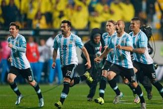 Argentina clasificó a semifinales de la Copa América tras vencer a Colombia por penales [VIDEO]