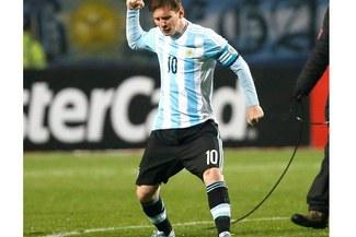 """Lionel Messi: esto dijo la """"Pulga"""" tras llegar a semifinales y fallarse un gol con Argentina [VIDEO]"""