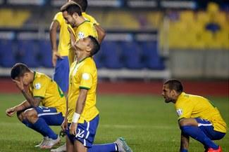Copa América 2015: el Brasil de Dunga, la decepción de los cuartos de final