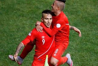 Perú vs. Chile: el once titular con André Carrillo para lograr el pase a la final de la Copa América 2015