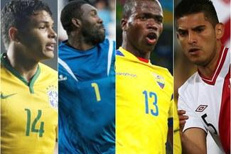 Copa América: Estos fueron los grandes villanos del torneo [FOTOS]