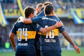 Carlos Tévez y los lujos que regaló en su debut con Boca Juniors [VIDEO]