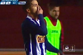 Alianza Lima vs. Melgar: Gabriel Costa se falló inmejorable ocasión de gol [VIDEO]