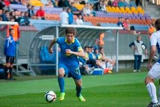 Alexei Ríos marcó su primer tanto en la goleada del Bate Borisov por el fútbol bielorruso [VIDEO]