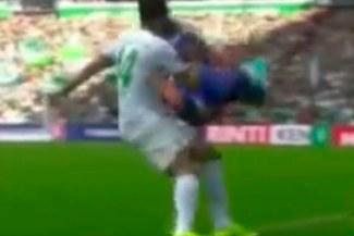 Claudio Pizarro le dejó su 'chiquita' a Alfredo Morales en el Werder Bremen vs. Ingolstadt [VIDEO]