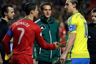 Cristiano Ronaldo vs Zlatan Ibrahimovic: ¿Quién ganó más partidos cada vez que se enfrentaron? [VIDEO]