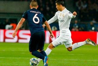 Real Madrid no pudo en su visita a PSG e igualó 0-0 por la Champions League [FOTOS/VIDEO]