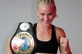 """UFC: Valentina Shevchenko """"Tengo 17 títulos mundiales, estoy lista para entrar al octágono"""" [VIDEO/FOTOS]"""