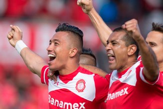 Toluca, con Christian Cueva, venció 1-0 a Tigres por la Liga MX [VIDEO]