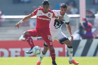 Toluca con gol de Christian Cueva cayó 2-3 ante Pumas UNAM por la Liga MX [VIDEO]