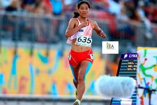 Facebook: Inés Melchor obtuvo el primer puesto en la Media Maratón de Miami [VIDEO]