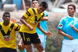 Copa Federación 2016: hijo de Mauro Cantoro le anotó tres goles a Alianza Lima