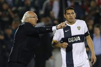 Boca Juniors: para Carlos Bianchi, Juan Riquelme fue más que Diego Maradona