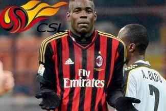 AC Milán: Mario Balotelli podría dejar el cuadro de Milán para jugar en la Liga China