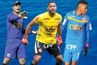 Torneo Apertura 2016: Pedro Gallese, George Forsyth y Raúl Fernández son los mejores goleros del campeonato