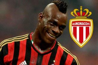 Mario Balotelli: Italiano en la mira del AS Mónaco para la siguiente temporada