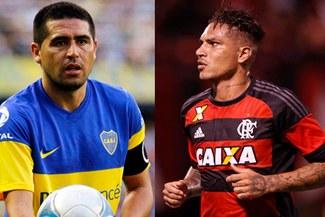 Paolo Guerrero: el día que Juan Román Riquelme lo pidió para Boca Juniors