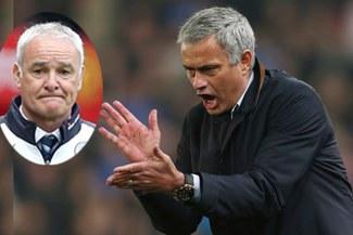 Leicester City: José Mourinho y la vez que arremetió contra Claudio Ranieri