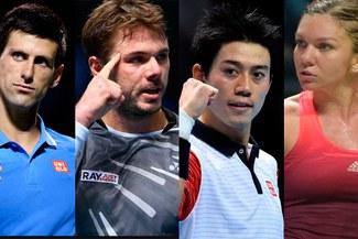 Abierto de Madrid: Djokovic, Wawrina, Nishikori y Halep salen a romper redes en Master 1000