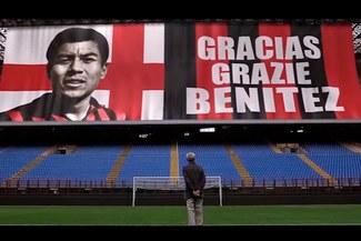 Víctor Benítez, peruano gloria viviente del Milán y campeón de Champions League | VIDEO