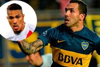 Paolo Guerrero recibió indirecta de Carlos Tévez por su posible incorporación a Boca Juniors | VIDEO