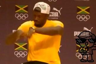 Usain Bolt: periodista noruego le dedicó un divertido rap