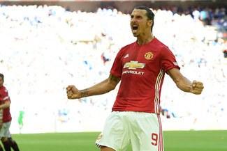 Manchester United: Zlatan Ibrahimovic vuelve a disparar contra el Barcelona |VIDEO