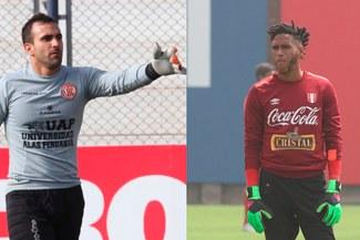 Selección Peruana: ¿Quién atajará ante Bolivia en La Paz?