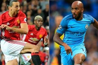 VER Manchester United vs. Manchester City EN VIVO ONLINE: derbi en Premier League | Guía de canales