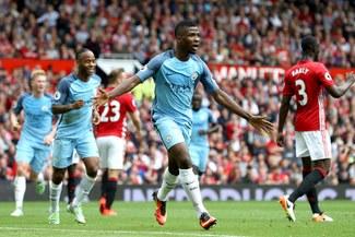 PARTIDAZO: Manchester United cayó 1-2 ante  Manchester City por la Premier League | VIDEO