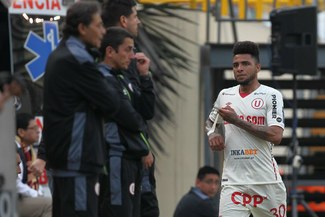 Universitario: Alexi Gómez se disculpó por reacción contra Roberto Chale