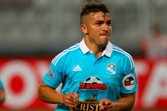 Sporting Cristal: Gabriel Costa reapareció con gol tras varios meses de ausencia | VIDEO