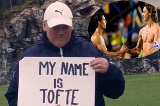 Cristiano Ronaldo: Entrenador noruego pidió semen de Ibrahimovic y 'CR7' para hacer esta locura |VIDEO