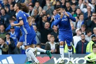 Chelsea goleó 3-0 al Leicester City y se mete a los primeros lugares de la Premier Legue |VIDEO