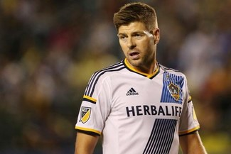 MLS: Steven Gerrard dice adiós a Los Angeles Galaxy