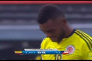 Colombia vs. Chile: la impresionante atajada de Claudio Bravo a Miguel Borja | VIDEO