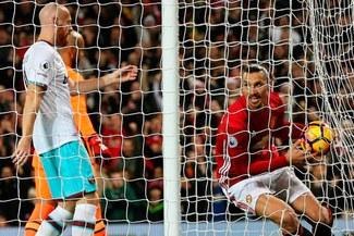 Manchester United sigue lejos: empató 1-1 ante West Ham y cede camino al título de la Premier League   VIDEO