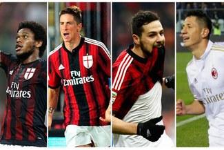 AC Milán: Gianluca Lapadula y la 'maldición' que lo podría sacar del equipo titular de Vincenzo Montella
