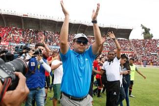 Juan Reynoso y un nuevo enfrentamiento contra Sporting Cristal