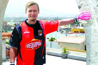 Diego Penny está a un paso de fichar por Melgar de Arequipa