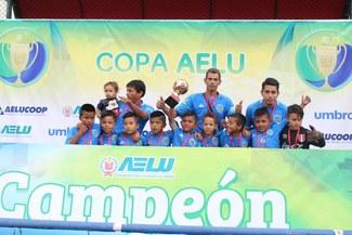 Copa AELU: Bona Brasil-Cremitas se consagró campeón de la categoría 2008