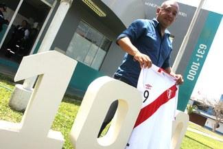 """Orlando Lavalle a Líbero: """"No digo que la Universidad San Martín logrará el título, pero daremos pelea"""""""