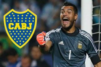 Boca Juniors va a la carga por fichaje de Sergio Romero
