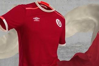 Facebook: Umbro presentó la nueva camiseta alterna de Universitario de Deportes para la temporada 2017