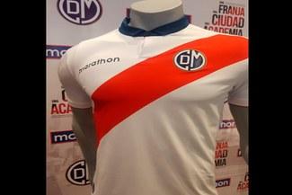 Deportivo Muncipal: mira los detalles de la espectacular camiseta de la 'Franja' para el 2017 | FOTOS