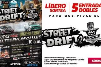 Líbero te regala 5 pases dobles VIP para el torneo Street Drift 2 44355096c5cb4
