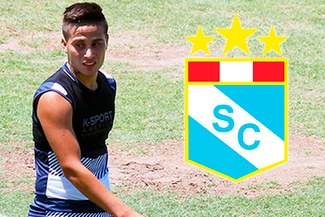 "Cristian Ortiz confirma fichaje por Sporting Cristal: ""Me sedujo la posibilidad de jugar la Copa Libertadores"""