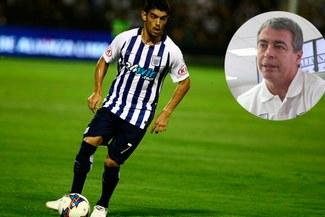 """Pablo Bengoechea, DT de Alianza Lima: """"No era el Aguiar que conocemos, pero ya lo veremos en la temporada"""""""